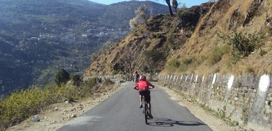 Kumaon Mountain Bike Tour