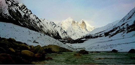Mount Bhagirathi Expedition (6859 M)