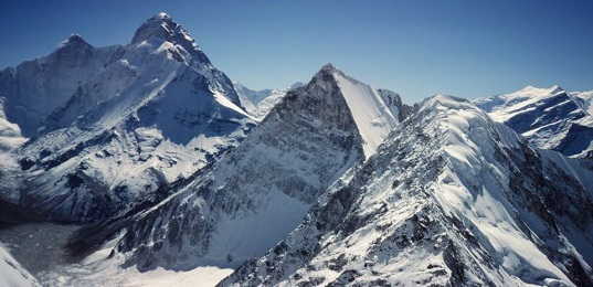 Mount Changabang Expedition (6866 M)