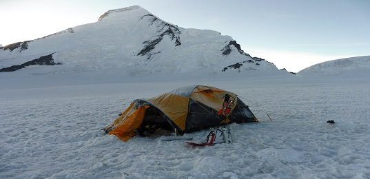 Mount Kun Expedition (7077 M)
