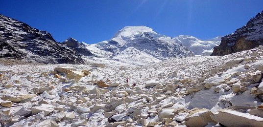 Mount Satopanth Expedition (7075 M)
