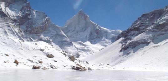 Mount Thalay Sagar Expedition (6904 M )