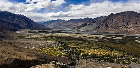 Nubra Valley Trek Ladakh